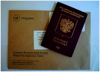 Паспорт и документы на визу
