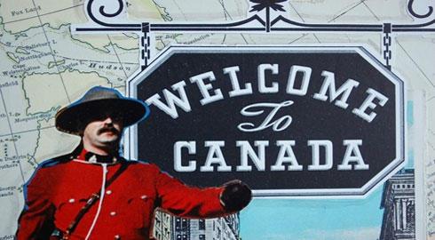 Добро пожаловать в Канаду