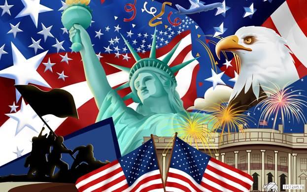 Статуя свободы. Америка