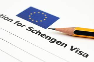 ... for Schengen Visa